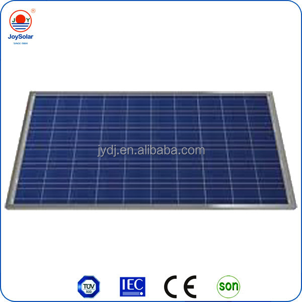 CE MCS IEC TUV certificated high quality solar module 260w