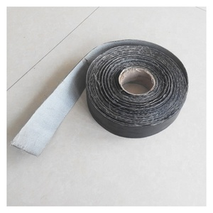 China Self Asphalt Adhesive Tape Bitumen Wrapping Tape