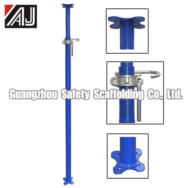 Adjustable Scaffolding Props For Concrete Slab Supporting ( Steel Props Scaffolding)