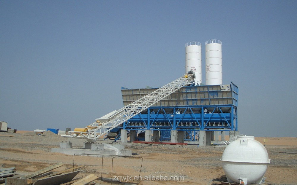 High quality customized from 25m3 to 200m3 concrete batching plant price