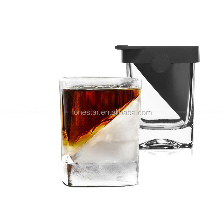 Stock 180ml Whisky cup Vodka Glassware Drinkware hand made clear drinking glass cup/ whisky Glass Cup