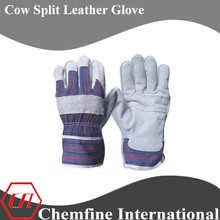 Cowhide Canadian rigger glove for industrial working