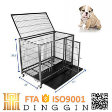 Unique china hollow tube dog cage suppliers