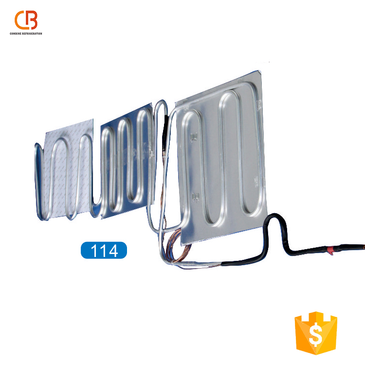 Bonding type evaporator