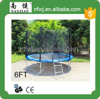 Home Nanjian biggest trampoline playing at home 8ft trampoline