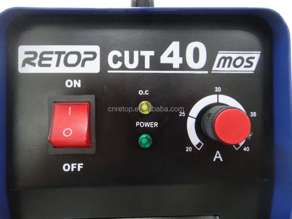 CUT40 portabel murah plasma cutting harga mesin