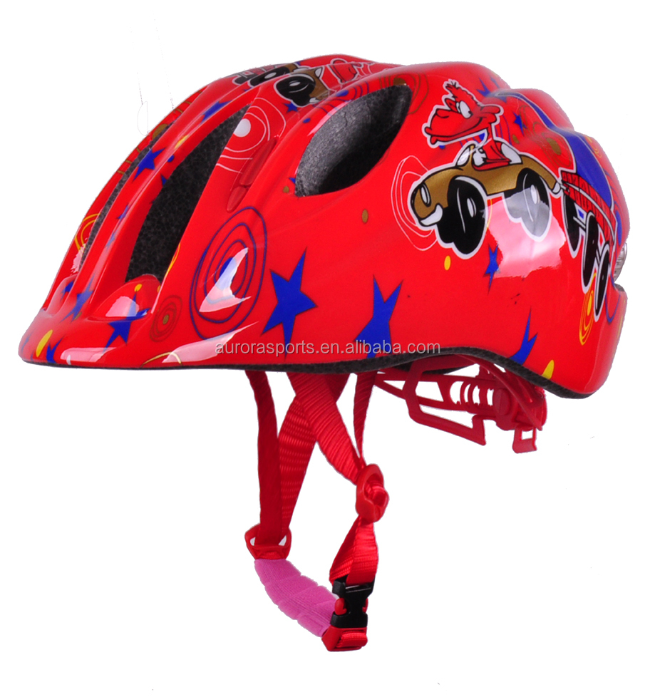Hot sale Light up Safety Bike Helmet electrical safety helmet led light kid bicycle helmet