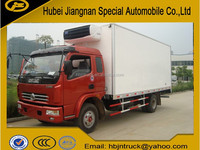 7ton Dongfeng Freezer Truck / Refrigerated Van