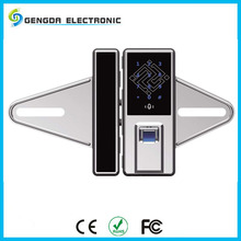 High security hotel/home fingerprint rfid door lock