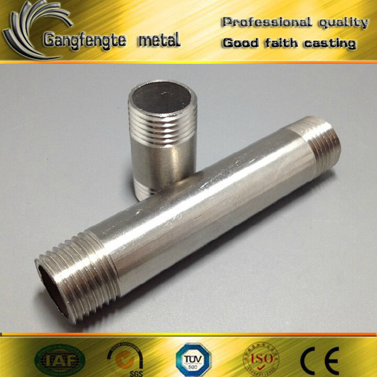 AISI ATSM mirror finish sus304 stainless steel tube/pipe
