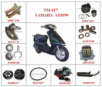 TM-117 AXIS90 motorcycle spare parts