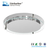 LED Downlight 8 Inch Horizontal Reflector With Drop Glass with UL listed