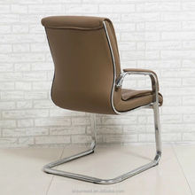 High Quanlity Leather Office Chair Without wheels