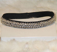 Women fashion elastic belt