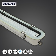 basement CE ceiling linear ceiling stainless steel housing anti-explosion IP65 waterproof led light