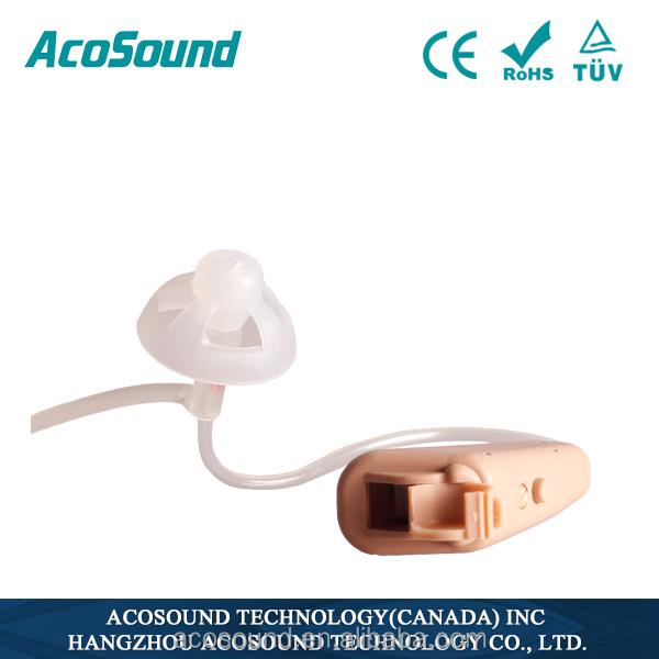 AcoMate 230OF digital bte ear machine hearing aid mini amplifier