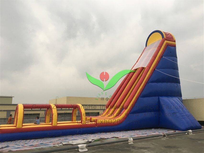 Hot sale Giant Hippo Water Slides Inflatable for Adult and Children