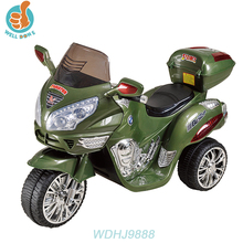 WDHJ9888 2018 Popular Design Battery Operated Toy Car Electric Motorcycle Kids Ride On Car For Sell Go Car For Tourist City