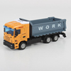 1:64 scale high quality construction truck diecast models for chinese wholesale