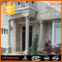 Bali hotel exterior decoration granite stone sculpture pedestal