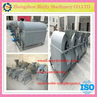 Palm fruit / sunflower/ peanut/ nuts /broad bean frying and roaster machine 0086-15838059105