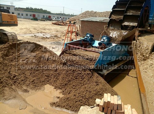 Sand Washing Machine for river sand