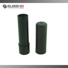 Cosmetic Packaging Aluminum Empty Black Lipstick Tube
