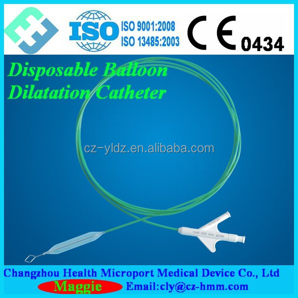 Esophageal Dilation Balloon of Disposable Medical Devices