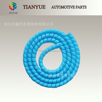corrugated rubber tube/ flexible corrugated pipes/heat resistant corrugated hose