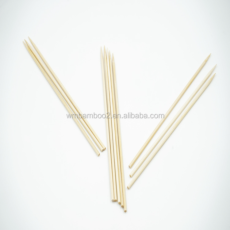 3.0x20cm bamboo sticks for thailand market with logo