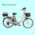 hotsale popular electric city bicycle 36V 250W 10AH e bike with Pedal (DW320)