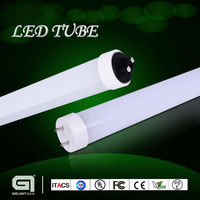 120cm high quality pink LED tube pink color for fresh food