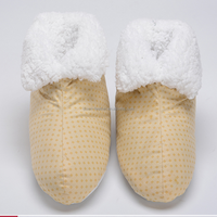 Customized Anti-slip Hotel Slipper /Down Feather Filled Women Cheap Shoes