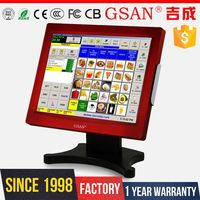 wireless cash register cash register pos system touch screen terminal