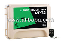 Community Alarm System / Neighborhood Emergency Push-Button Alarm System for Community