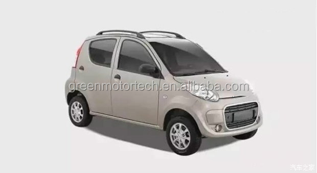 4 seat pure electric vehicle