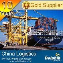 Cheap freight rates of Sea transport from China shipping to USA
