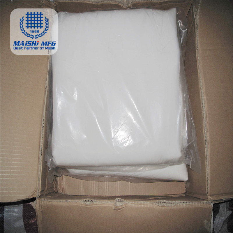 Food grade polyester filter screen mesh