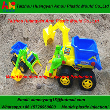 Plastic small toy car mould maker in Huangyan with top quality