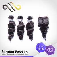 Indian loose deep wave hair lace front closure ,Remy 4*4 hair closures lace frontal