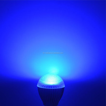 RGB LED Bulb E27 85-265V led Bulb Lamps with Remote Control multiple colour led lighting