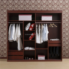 China Modern Melamine Bedroom Furniture