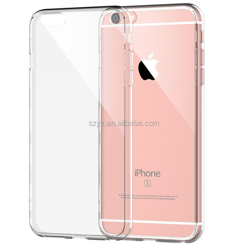 Amazon Ebay Hot Sale OEM ODM 2016 Alibaba Express Ultra-Thin Clear Plastic PC Haed Phone Case Back Cover