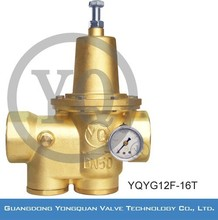 YQYG 12F-16T Filter Water Pressure Regulator with Threaded End, DN 15-50m