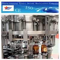 filling and sealing machine