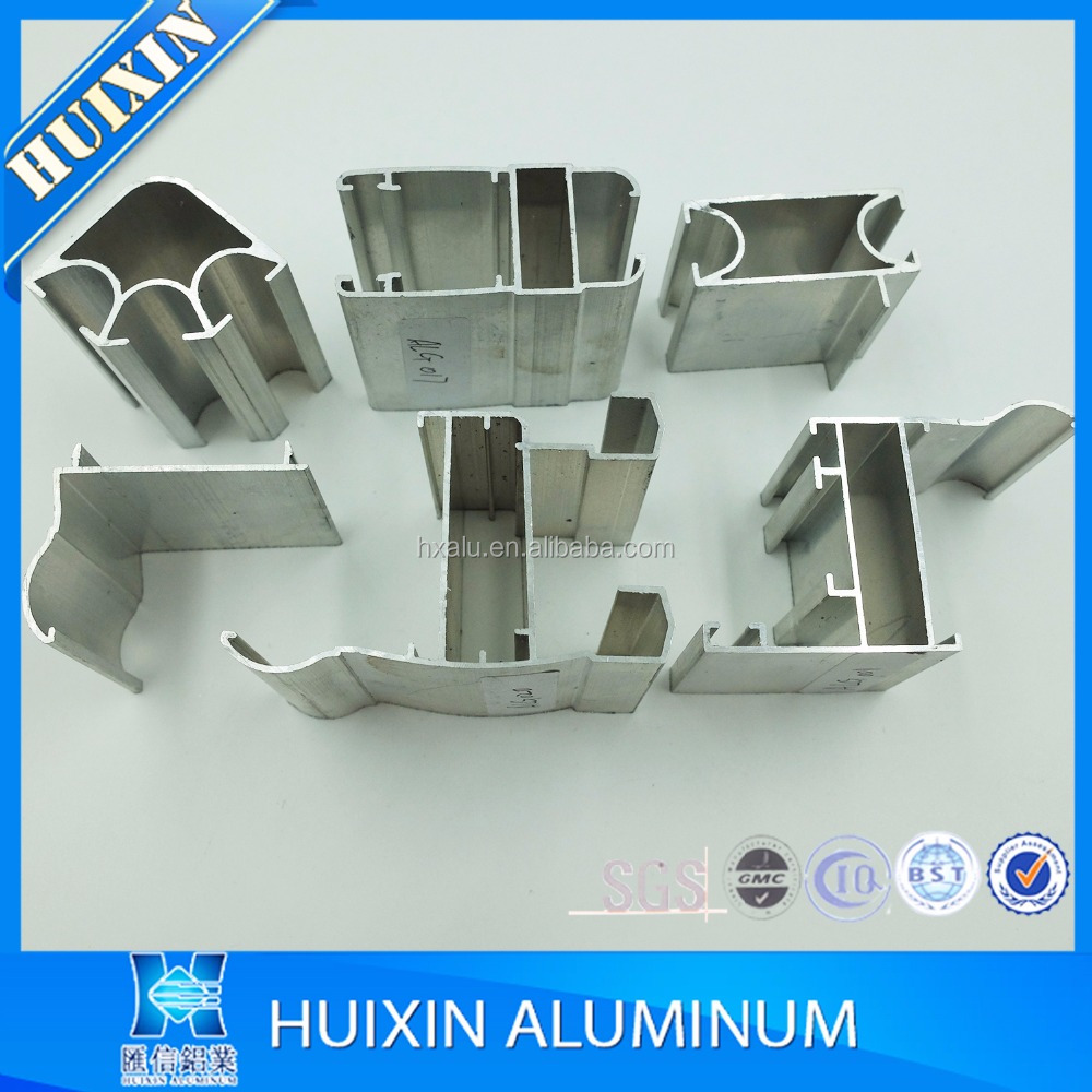 Best selling extrusion aluminum profile aluminum alloy 6063 T5