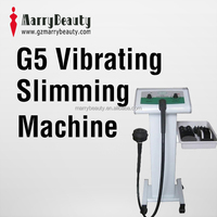 Home GYM Slimming G5 Vibrating Cellulite Massage Machine