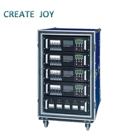 Portable 12CH dmx dimmer rack S6202