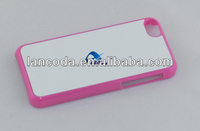 For sublimation iphone5 case