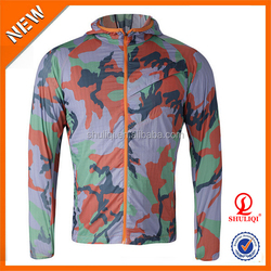 wholesale new design camo woman jacket, custom high quality sublimation printing jacket